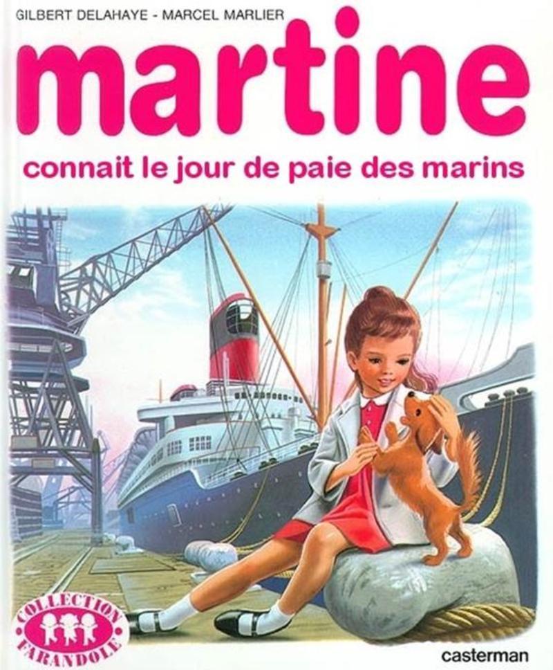 Les Nouvelles Aventures De Martine